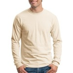 Ultra Cotton™ 100% Cotton Long Sleeve T Shirt