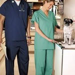 CornerStone® - Reversible V-Neck Scrub Top.